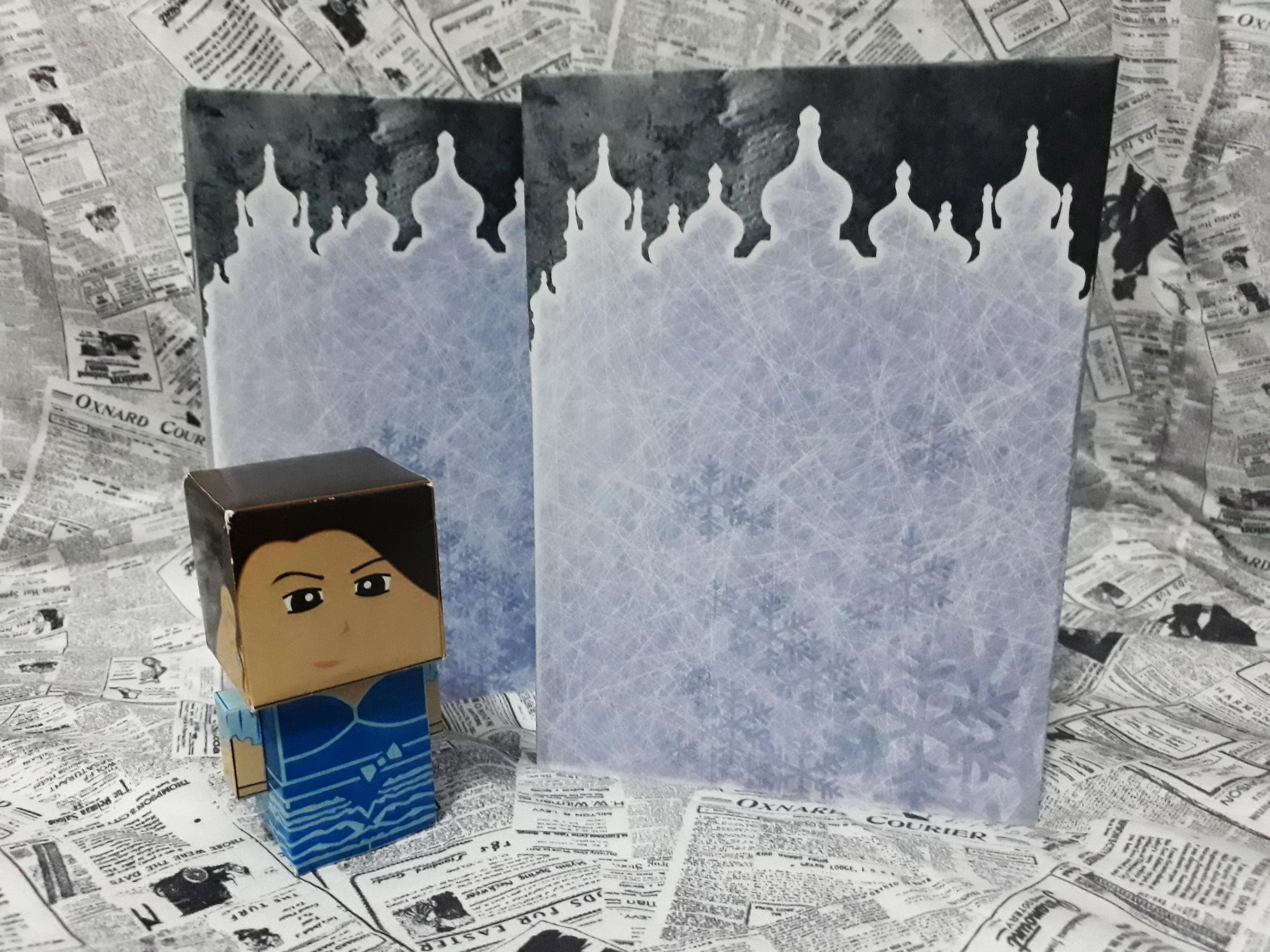 Encadernação #52: Baile de Inverno