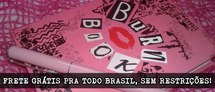 FRETE GRÁTIS PRA TODO BRASIL