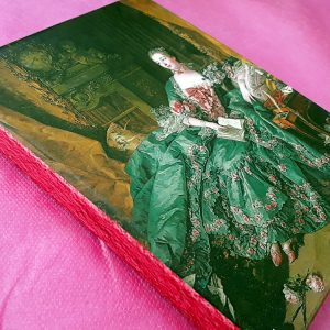Caderno Madame Pompadour