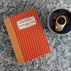Caderno Estudante Grifinória